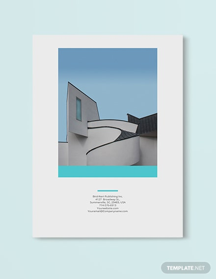 Sample Creative Real Estate Magazine