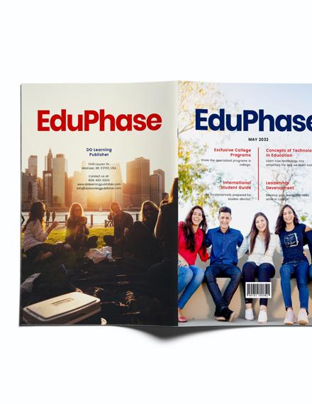 Sample Education Magazine