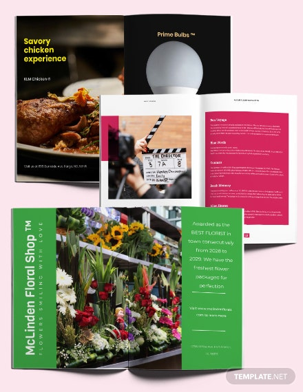 Sample Film Entertainment Magazine