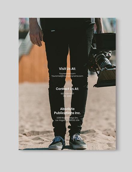 Sample Film Magazine
