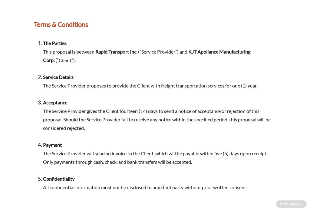 Transportation Business Proposal Template 5.jpe