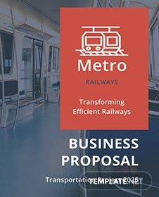 Transportation Business Proposal Template