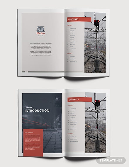 FREE Transportation Business Proposal Template: Download 240+