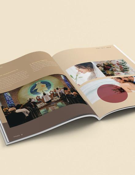 Church Anniversary Magazine Download