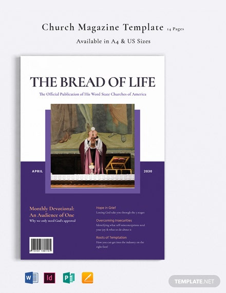 Elegant Church Magazine