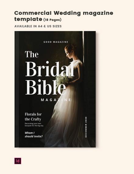 commercial wedding magazine 1