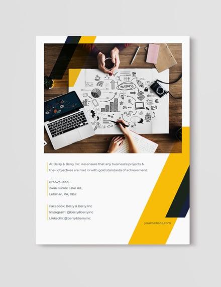 Sample Project Management Portfolio