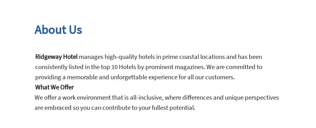 Free Hotel Executive Chef Job Ad/Description Template 1.jpe