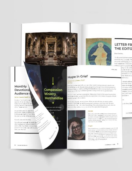 Creative Church Magazine Template