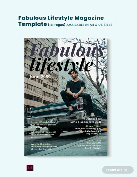 fabulous lifestyle magazine