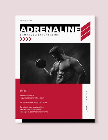 Sample Gym Magazine