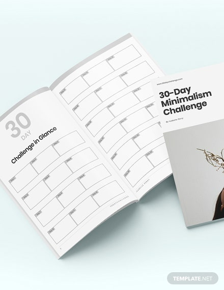 Day Challenge Workbook Template