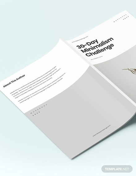 Simple  Day Challenge Workbook
