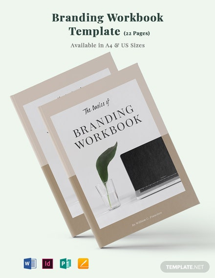 Branding Workbook Template