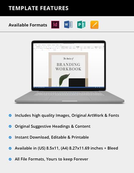Simple Branding Workbook