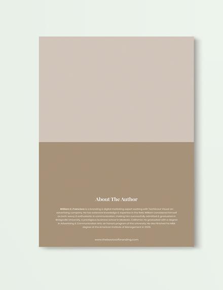 Sample Branding Workbook