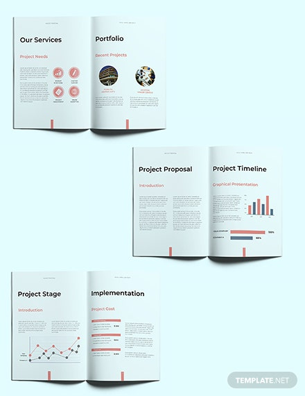 Free Project Proposal Template Download 57 Proposalsindesign Psd
