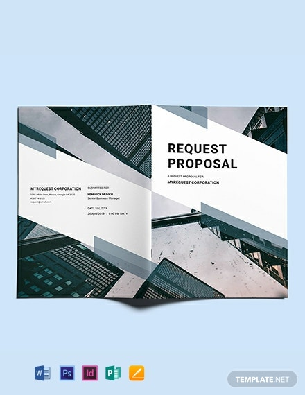 Free Request Proposal Template