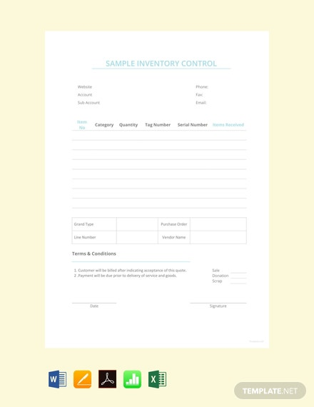 Free-Sample-Inventory-Control-Template
