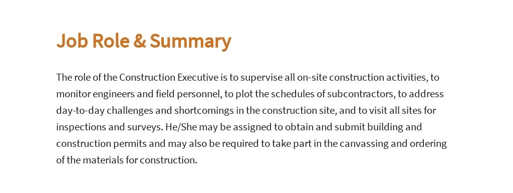Free Construction Executive Job Ad/Description Template 2.jpe