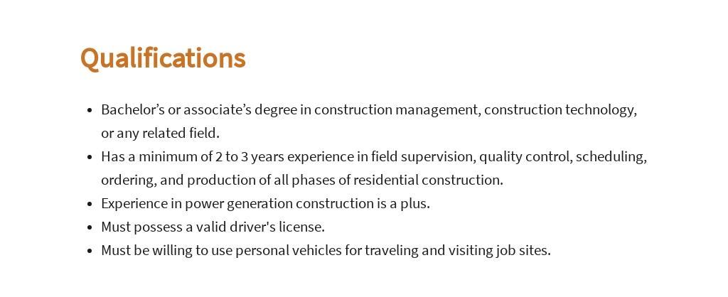 Free Construction Executive Job Ad/Description Template 5.jpe