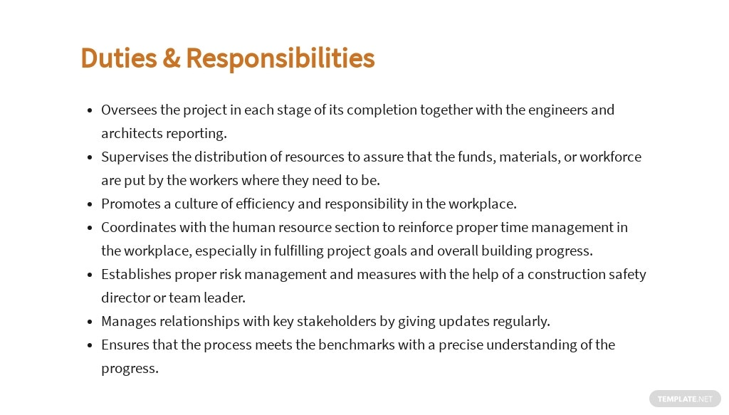 Free Construction Project Manager Job Ad and Description Template 3.jpe