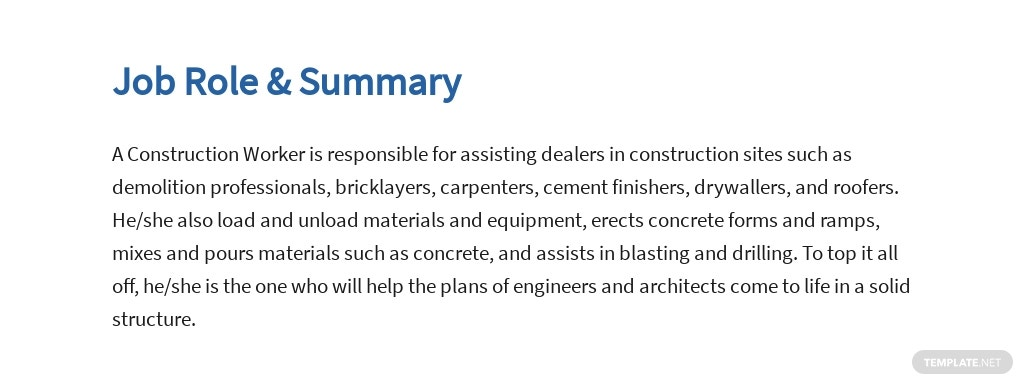 Free Construction Worker Job Ad and Description Template 2.jpe