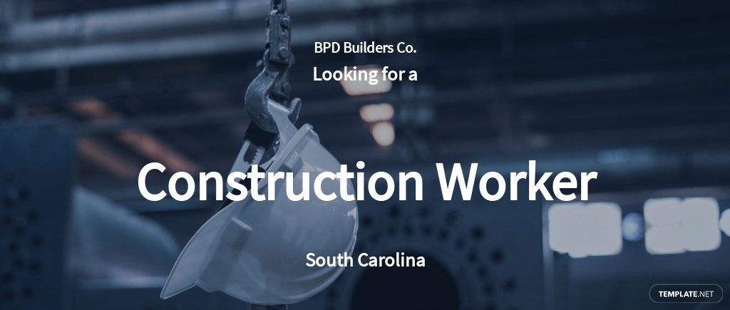 Free Construction Worker Job Ad and Description Template.jpe