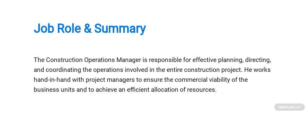 Free Construction Operations Manager Job Ad/Description Template 2.jpe