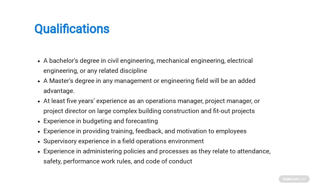 Free Construction Operations Manager Job Ad/Description Template 5.jpe