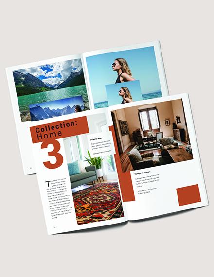 Digital Lifestyle Lookbook Download