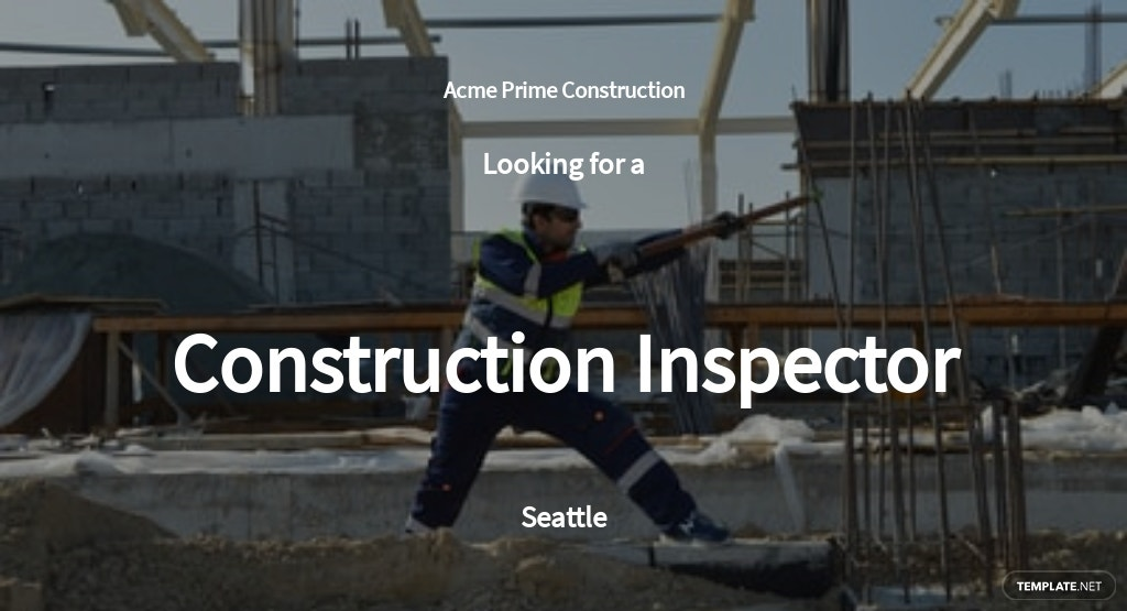 Free Construction Inspector Job Ad/Description Template.jpe