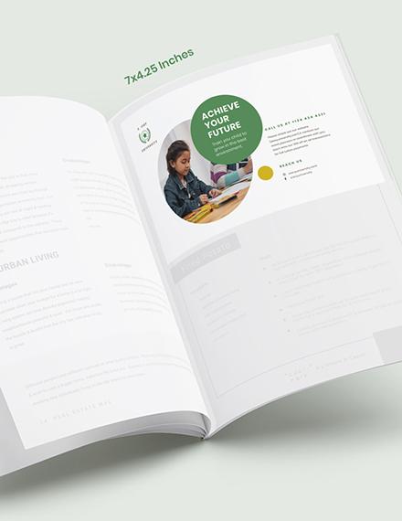 Day School Magazine Ad Format