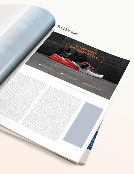 Basic Product Magazine Ads Download