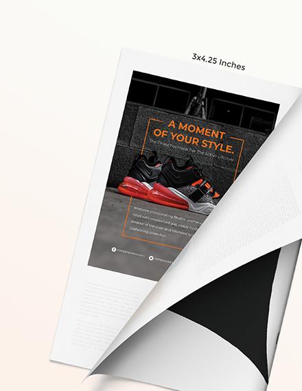 Sample Basic Product Magazine Ads