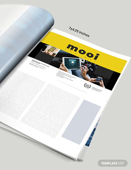 Sample Digital School Magazine