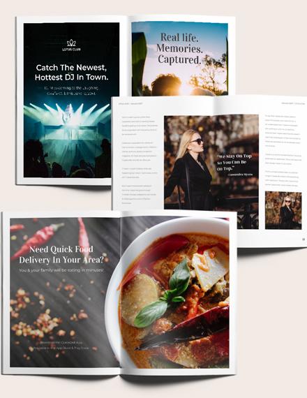 Fashion College Magazine Download