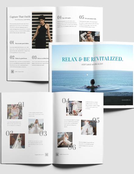 Fashion Photography Magazine Download