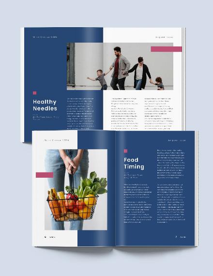 Health Care Magazine Download