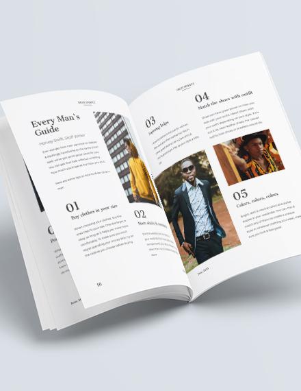 Lifestyle Photography Magazine Download