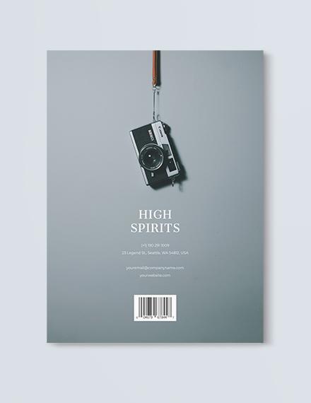 Sample Lifestyle Photography Magazine