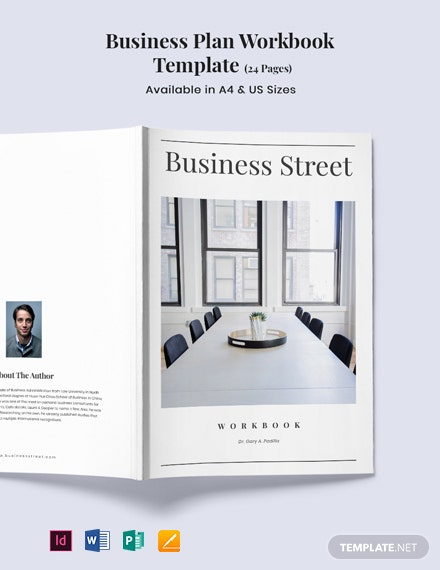 Business Plan Workbook Template