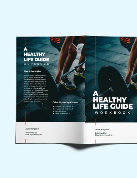 sample Health Lifestyle Workbook