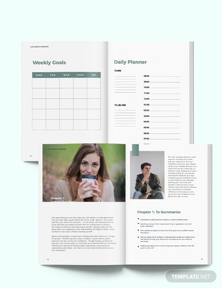 Life Plan Workbook Download