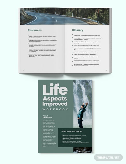 Sample Life Plan Workbook