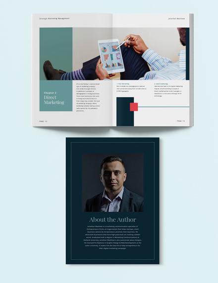 Sample Small Business Workbook
