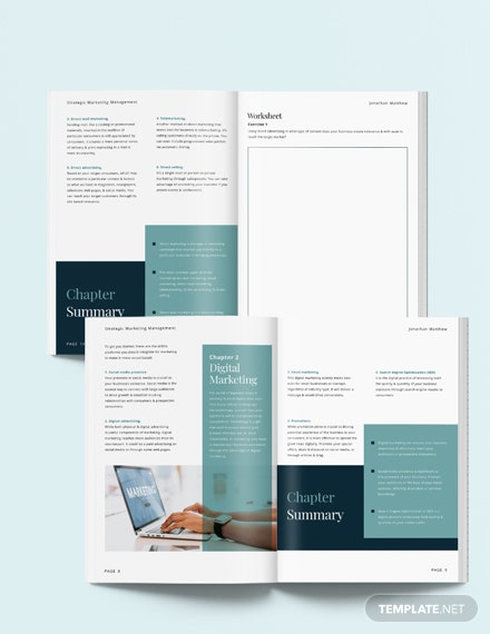 Small Business Workbook Download
