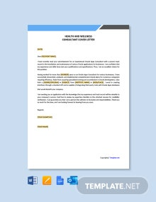 Free Oracle Apps Consultant Cover Letter Template