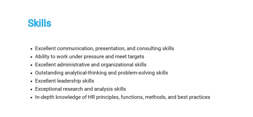 Free HR Professional Consultant Job Description Template 4.jpe