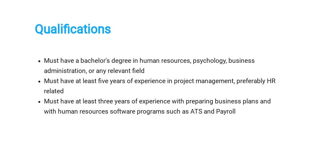 Free HR Professional Consultant Job Description Template 5.jpe